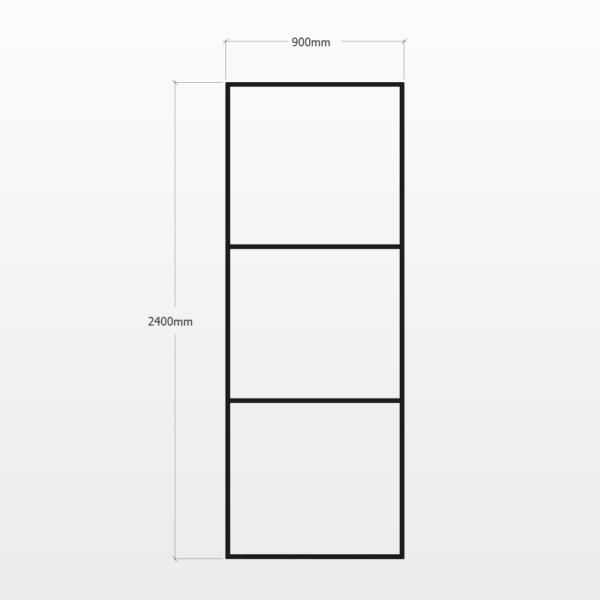 Design Plus Fixed Panel F3