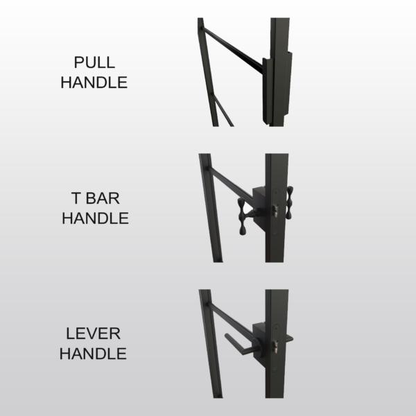 Handle Selection 02 Steel Doors Online