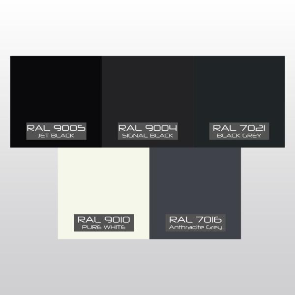 Standard Colours Steel Doors Online DesignPlus