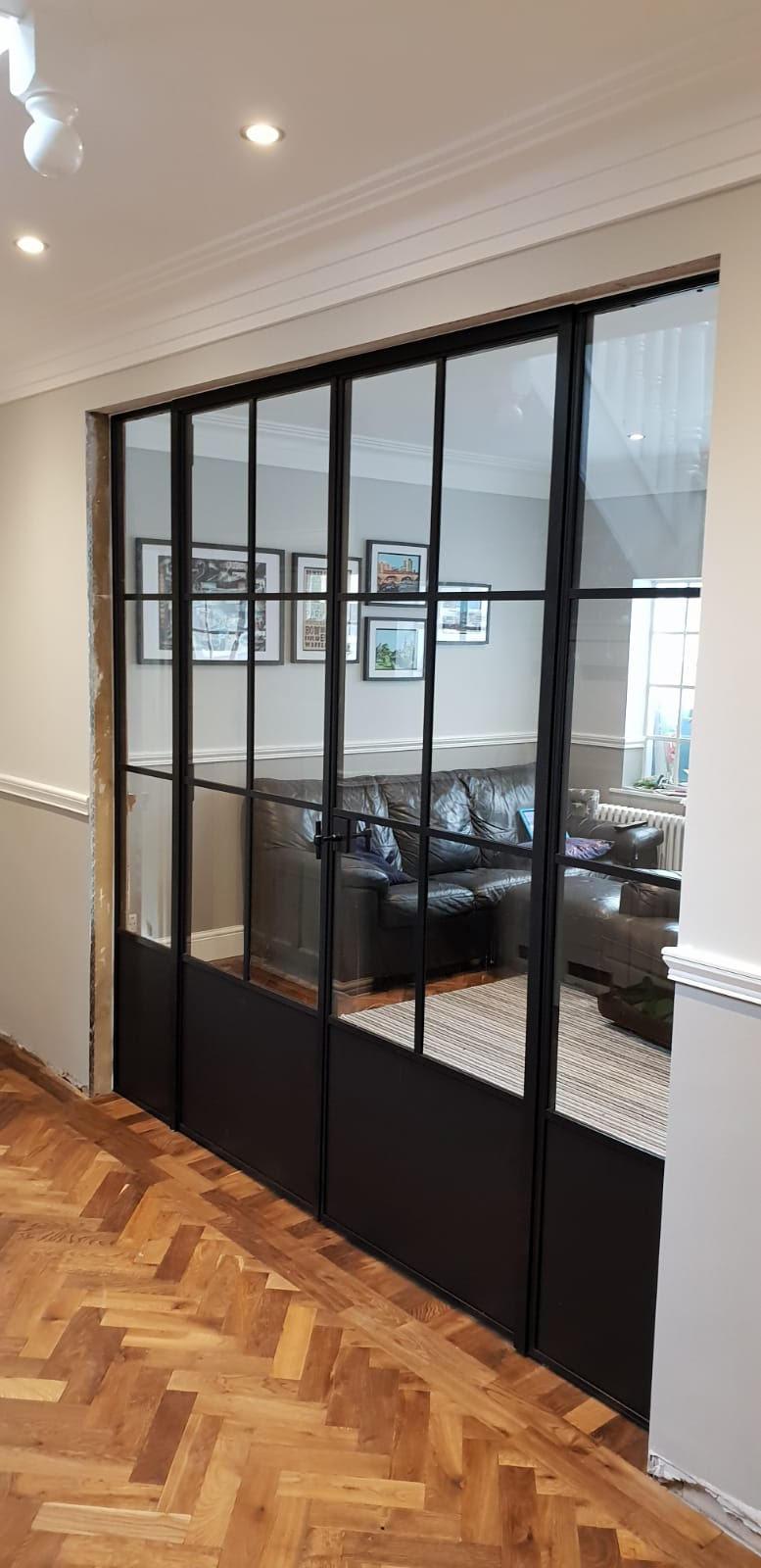 Internal Slim Steel screen Design Plus 033